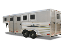 7200, 7300, 7400, 7600 GN Horse Trailers