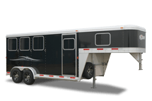 Express GN - SS Edition Horse Trailer
